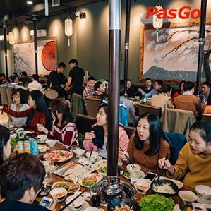 Nhà hàng Mura BBQ & Hotpot KĐT Văn Phú