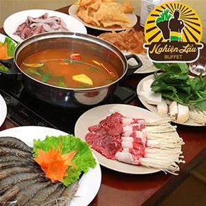 Nhà hàng Nghiện Lẩu Buffet 2B Ngõ Bà Triệu