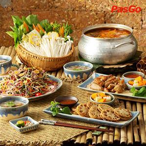 Nhà hàng Ngó Sen Thái Hà