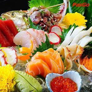Nhà hàng Nhật Bản Nagisa Linh Lang