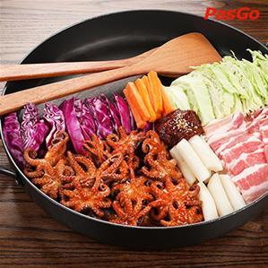 Nhà hàng Octopus King - Aeon Mall Long Biên