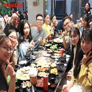 Nhà hàng OHCHA Nguyễn Huy Tưởng
