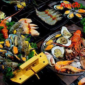Nhà hàng Panda Buffet Aeon Mall Bình Tân