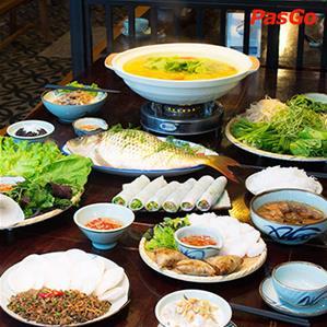 Nhà hàng Phố Ngon 37 Lotte Center