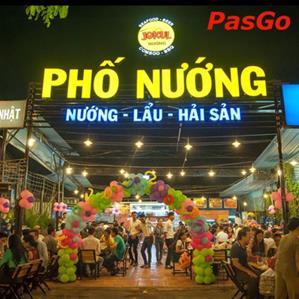 Nhà hàng Phố Nướng Jokul Phạm Văn Đồng