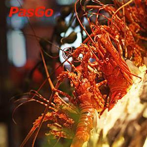 Nhà hàng Red Chilli Seafood Buffet - CHLOE Gallery