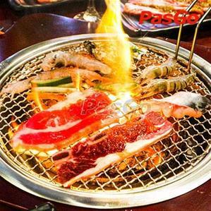 Nhà hàng Sakaku BBQ Times City