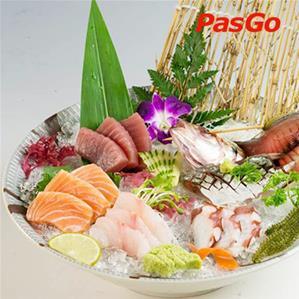 Nhà hàng Sakyo Sushi Hotpot Lê Thánh Tôn