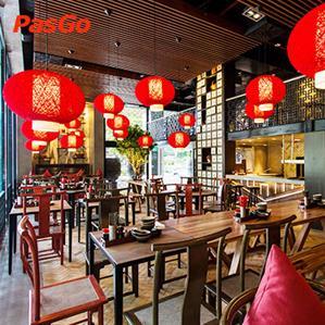 Nhà hàng San Fu Lou 1 – AB Tower Lê Lai