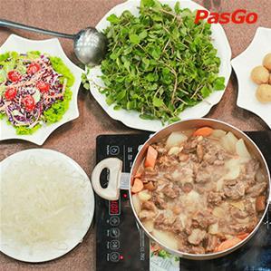 Nhà hàng SDFoods – Lẩu Dê Khô Việt Hoàng dịch vọng