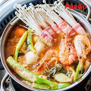 Nhà hàng Seoul Garden Aeon Mall Bình Tân