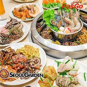 Nhà hàng Seoul Garden Nam Kỳ Khởi Nghĩa