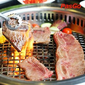 Nhà hàng Seoul Garden Vincom Lê Thánh Tôn