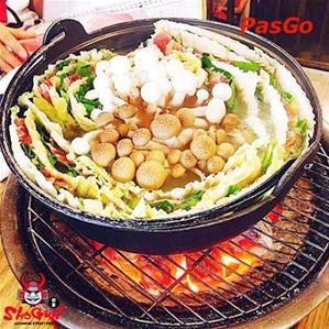 Nhà hàng Shogun Dịch Vọng Hậu