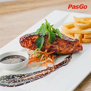 Nhà hàng SHP Gourmet Trương Định
