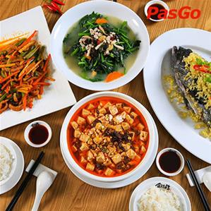 Nhà hàng Sik Dak Fook Trần Hưng Đạo B
