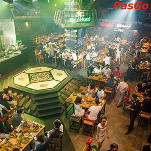 Nhà hàng Sparta Beer Thái Hà