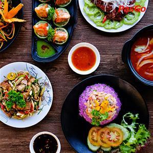 Nhà hàng ST Rooftop Võ Văn Kiệt