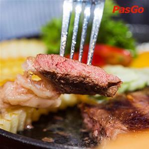 Nhà hàng Steak Way Mipec Long Biên