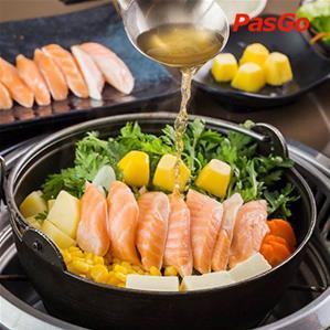 Nhà hàng Sumo BBQ Savico Megamall