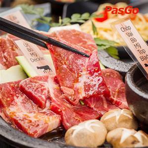 Nhà hàng Sumo BBQ Tô Hiến Thành