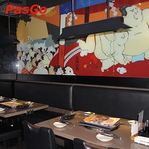 Nhà hàng SumoBBQ Lê Lai