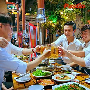 Nhà hàng Sườn Cây Nướng và Beer Quang Trung