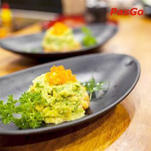 Nhà hàng Sushi Ginza Nguyễn Thiện Thuật