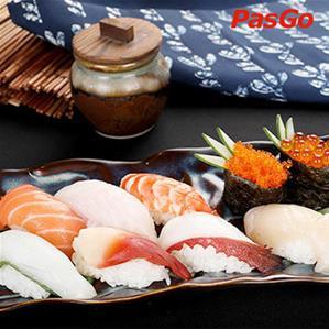 Nhà hàng Sushi Kei Cao Thắng