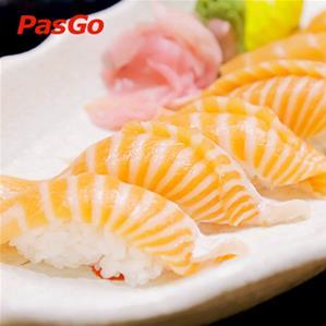 Nhà hàng Sushi Kei Pearl Plaza