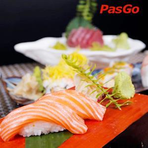 Nhà hàng Sushi Kei Vạn Hạnh Mall