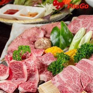 Nhà hàng Tasaki BBQ Cao Thắng