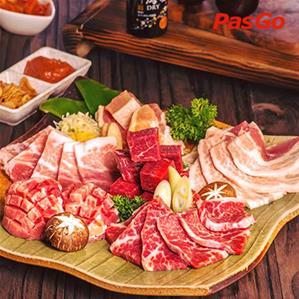 Nhà hàng Tasaki BBQ Lê Văn Sỹ