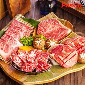 Nhà hàng Tasaki BBQ Lotte Center