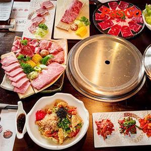 Nhà hàng Tasaki BBQ Trần Thái Tông