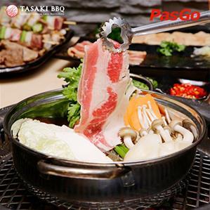 Nhà hàng Tasaki BBQ Vạn Hạnh Mall