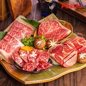Nhà hàng Tasaki BBQ Vincom Quang Trung