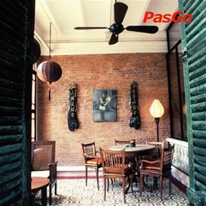 Nhà Hàng Temple Club Restaurant Tôn Thất Thiệp Quận 1