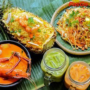 Nhà hàng Thái Blah Blah Nguyễn Hữu Cảnh