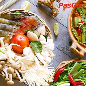 Nhà hàng Thai Market Trần Quốc Toản