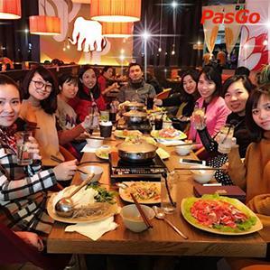 Nhà hàng ThaiExpress Vincom Nguyễn Chí Thanh