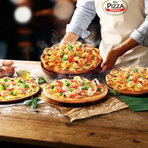 Nhà hàng The Pizza Company Sense City Phạm Văn Đồng