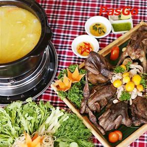 Nhà hàng Thống Gia Thăng Long