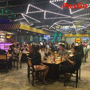 Nhà hàng Thùng Phi Nướng Jokul Phạm Văn Đồng