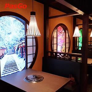Nhà hàng Tokori BBQ Nguyễn Thị Thập