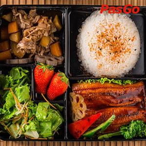 Nhà hàng Tomita Bento Ciputra Hà Nội