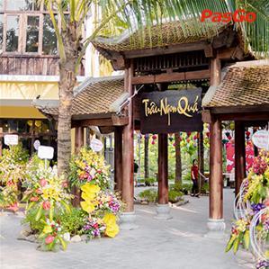 Nhà hàng Trâu Ngon Quá Ecopark