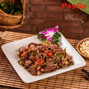 Nhà hàng Trâu Ngon Quán Hoàng Đạo Thúy Hoàng Đạo Thúy