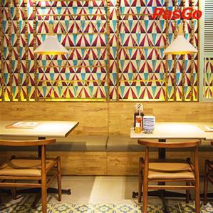 Nhà hàng Trống Cơm Estella Place