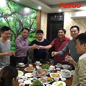 Nhà hàng Tuấn Giang Trần Khát Chân